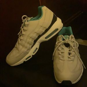Airmax 95 Essential Turquoise-Black-White